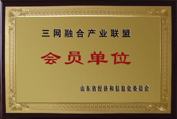三网融合产业联盟会员单位