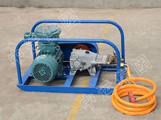 BH-40/2.5矿用液压灭火泵