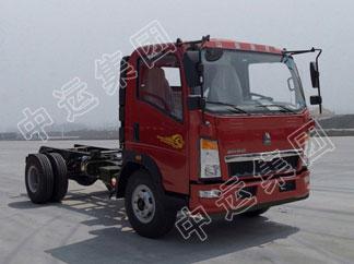 ZZ3047G3415E143 HOWO 轻卡自卸