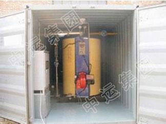 钻机防冻保温装置