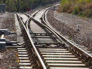 窄轨渡线道岔