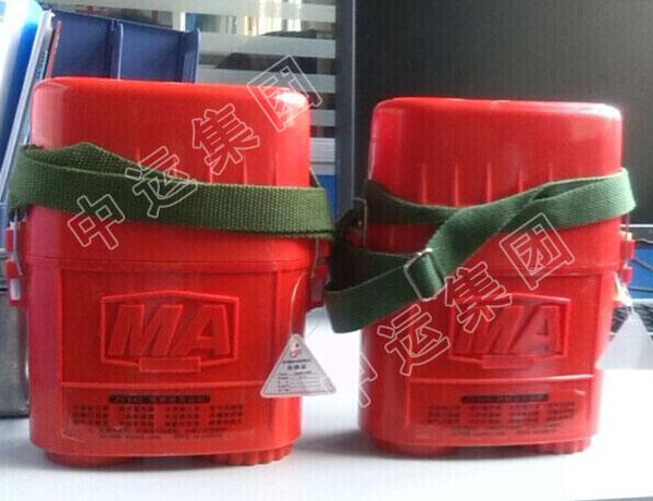 压缩氧气自救器