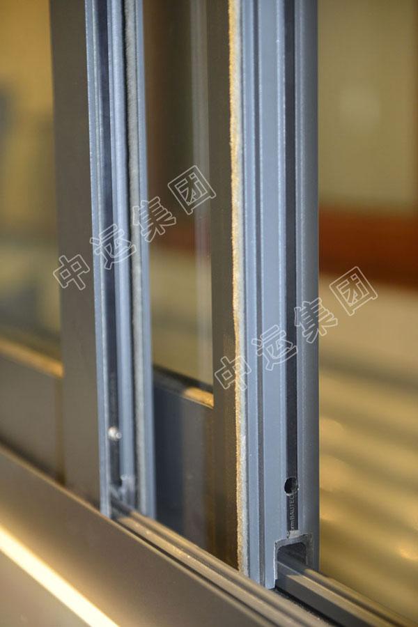 60铝合金平开窗型材