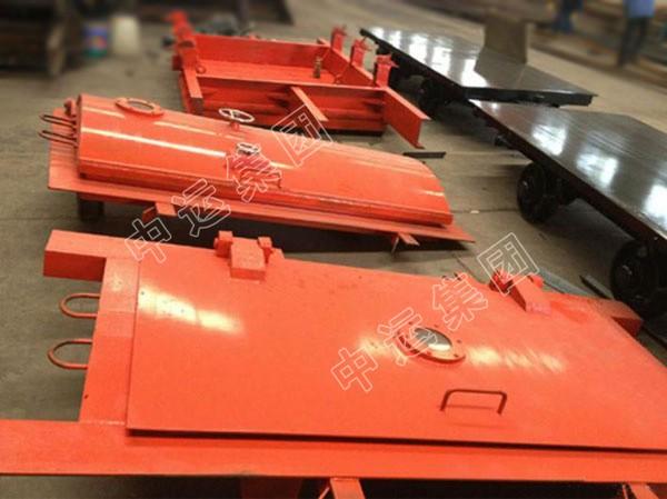 避难硐室密闭门(BMB800*1500-BMB1000*1800系列)