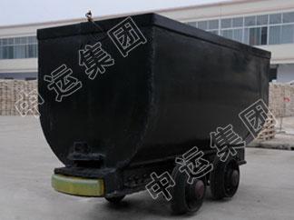 MGC1.1-6固定车箱式矿车