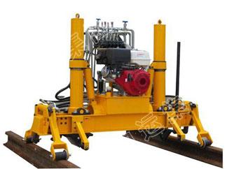 YQJC-300型液压道岔起拨道机