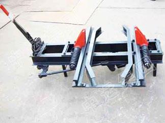 阻车器(S手动 Q气动 DY电液动)