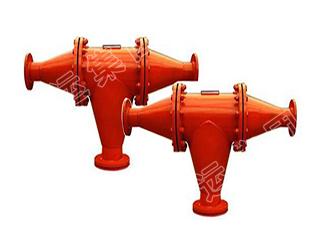 瓦斯抽放管路快速排渣器