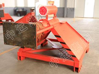 CDG-K系列固定挡板式挡车器