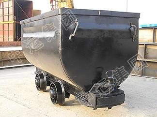 固定式矿车