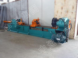 单体液压支柱拆柱机