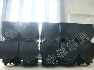 MGC1.7-6固定车箱式矿车