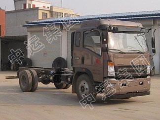 ZZ3087G3415E183 HOWO 轻卡自卸