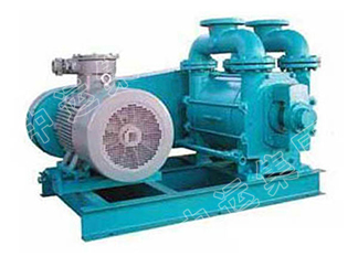 移动式瓦斯抽放泵站