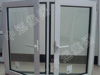 55系列铝合金平开窗型材