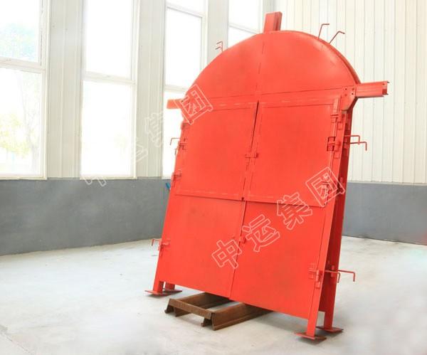 MFHSL系列防火栅栏门