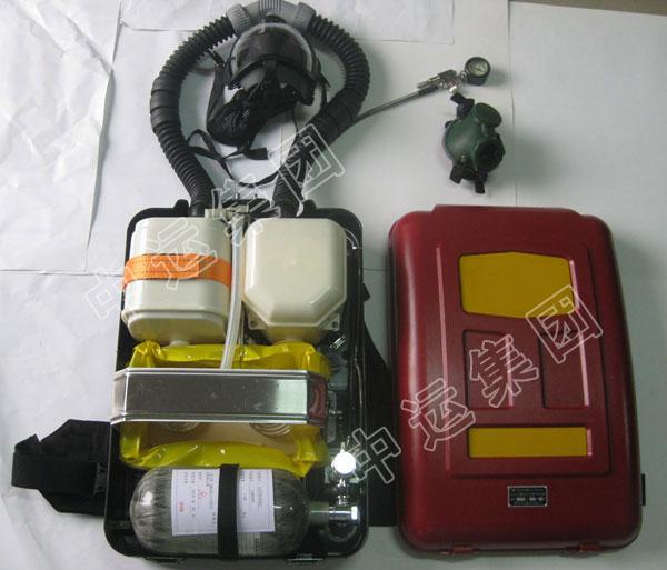 HYZ-2正压氧气呼吸器
