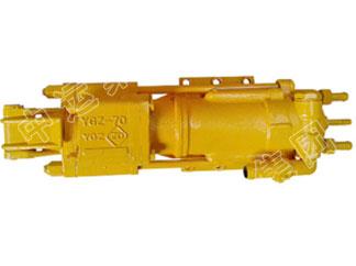 YGZ70型导轨钻机