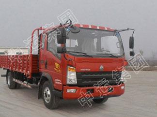 ZZ3087F341CE183 HOWO 轻卡自卸