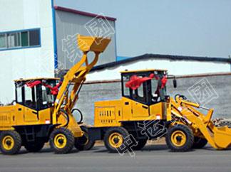 ZL-18小型装载机