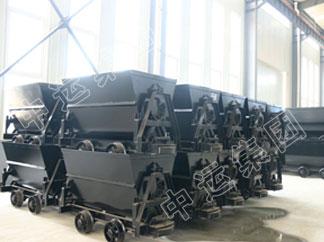 KFU0.55-6翻斗式矿车