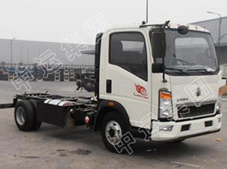 HOWO载货汽车ZZ1047D3415E145