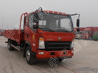 ZZ3047G331CE141 HOWO 轻卡自卸