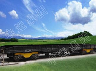ND40型地铁平车