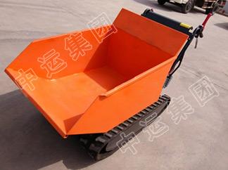 建筑工地用小型履带运输车
