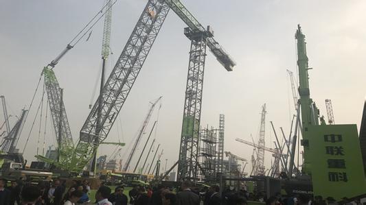 工程机械产业集体高增长