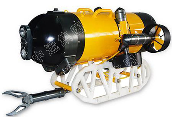 虎鯨水下機器人