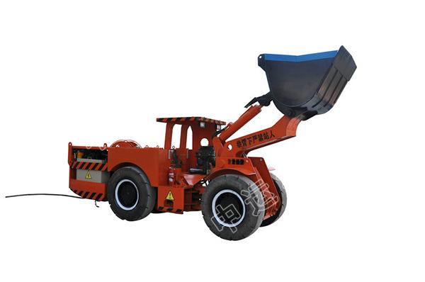 WJD-1型地下电动铲运机