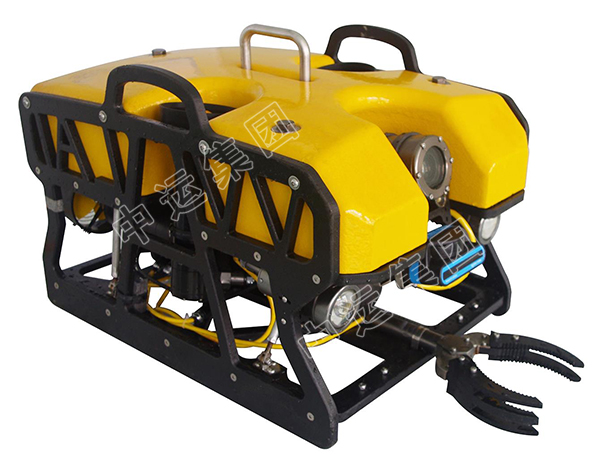 隨船檢測水下機器人