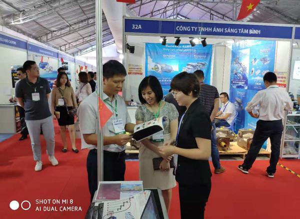 集团参展2019越南VIIF展硕果累累 达成多项合作