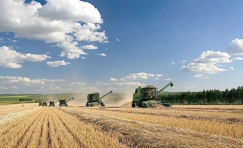 用科技把农业服务业武装起来
