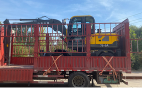 集团一台轮式挖掘机发往重庆